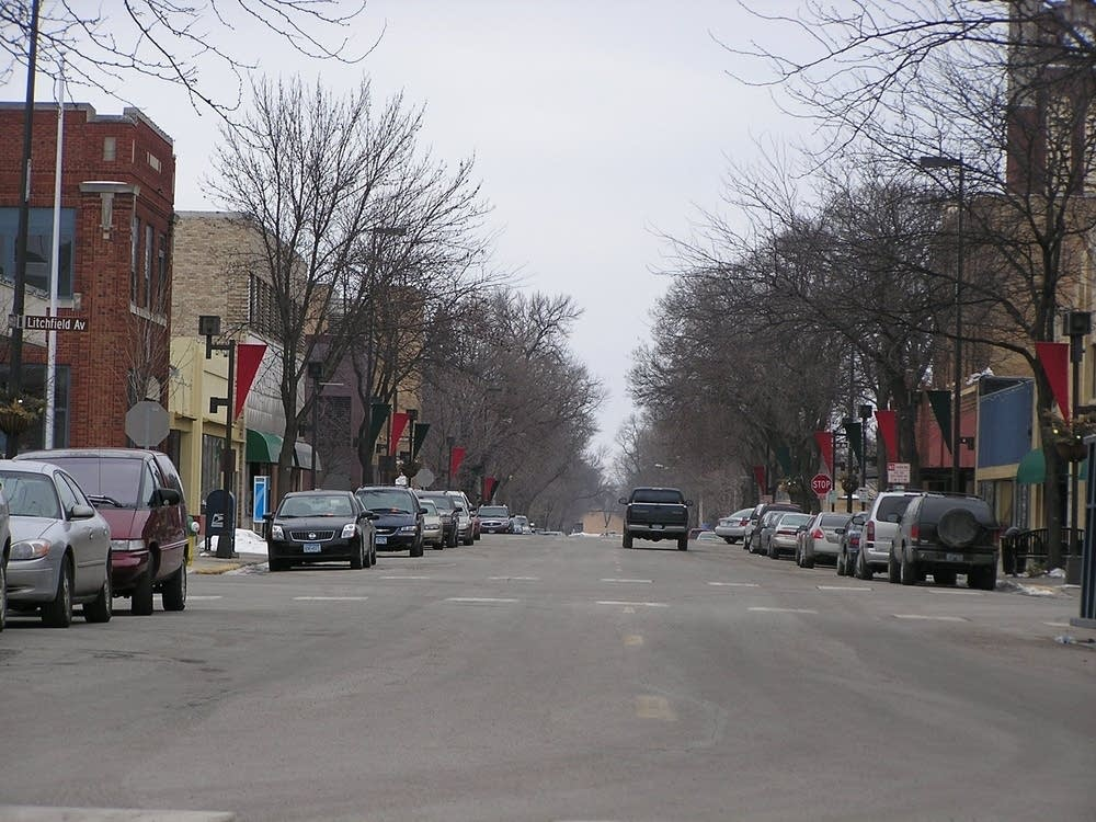 Downtown Willmar