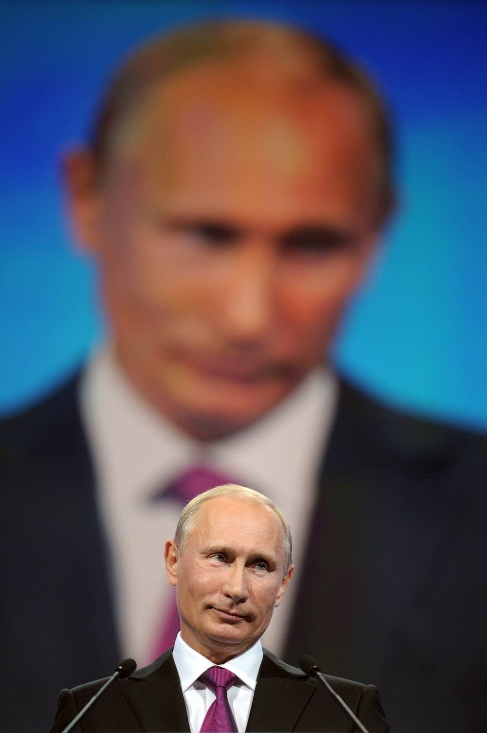 Un Russian Presidency In 48