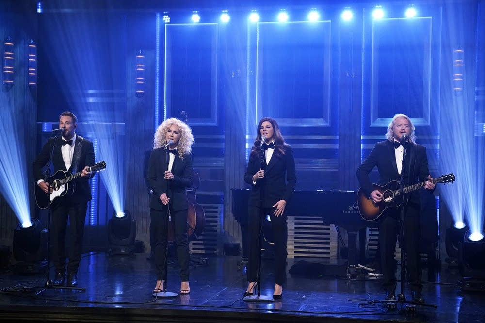 Little Big Town perform on 'The Tonight Show Starring Jimmy Fallon'