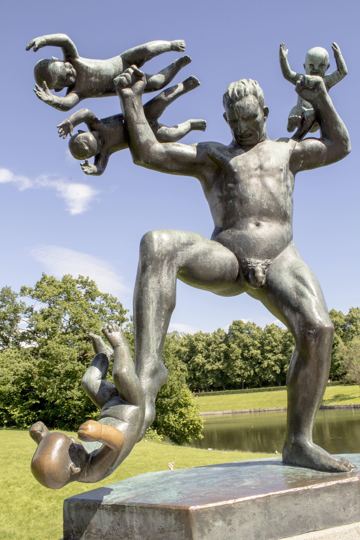 Oslo - 18 - sculpture park 6