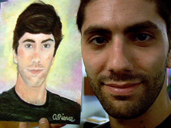 Nev and portrait