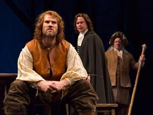 Erik Heger in 'The Crucible'