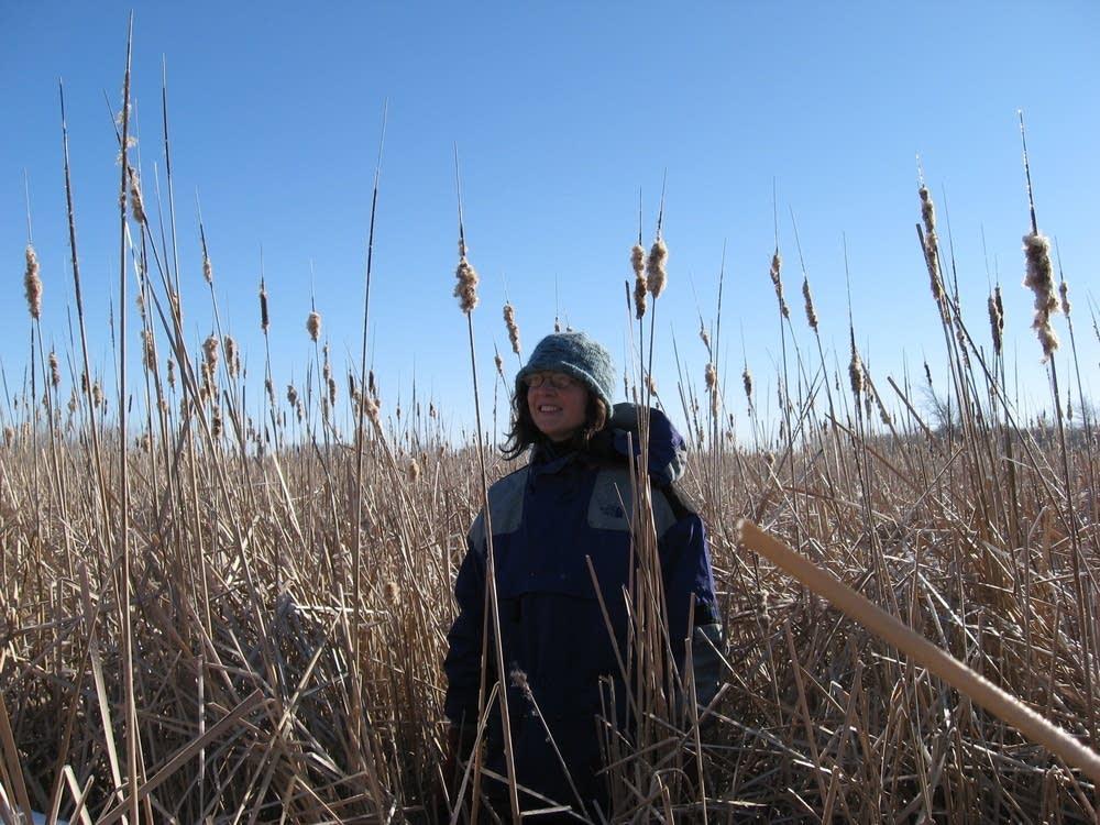Farmer Heidi Morlock