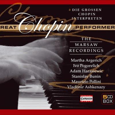 Daily Download: Frederic Chopin - Piano Concerto No  1: III