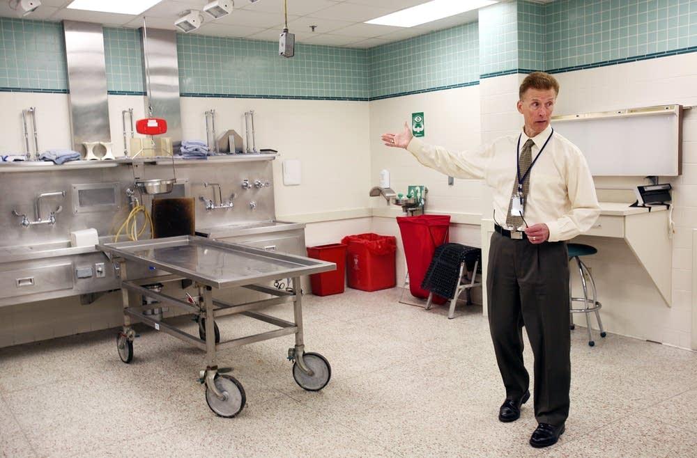 Autopsy suite
