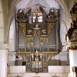 1708 Egedacher Schlägl Monastery, Austria