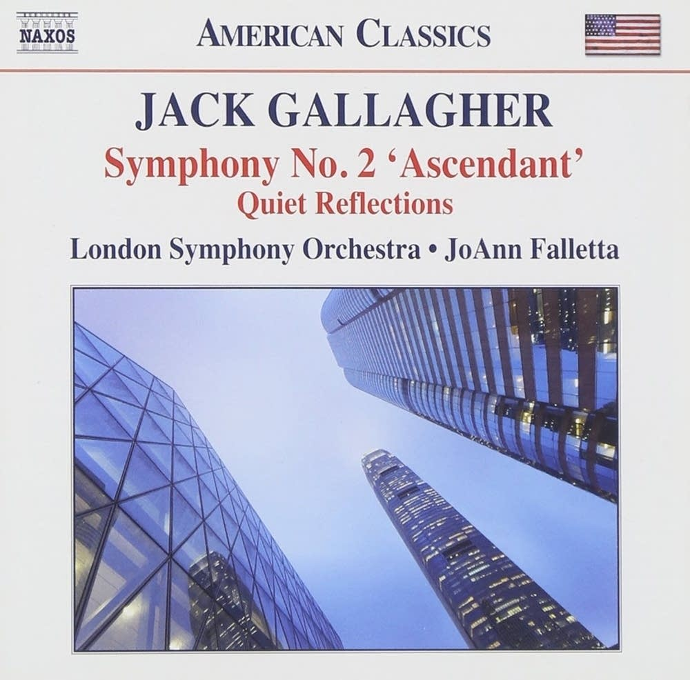 Jack Gallagher: Symphony No. 2 'Ascendant', Quiet
