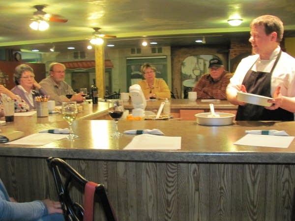 Chef Derek Olson
