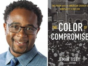 Jemar Tisby and his new book