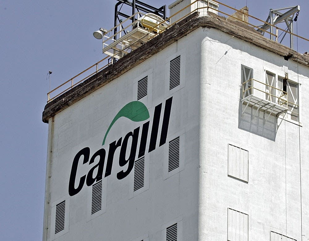 Cargill tower, East St. Louis, Ill.