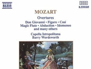 Mozart - The Marriage of Figaro: Overture