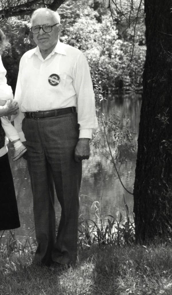 Michael Karkoc in 1990