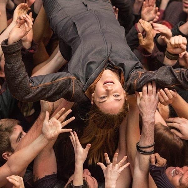 Shailene Woodley tris divergent film