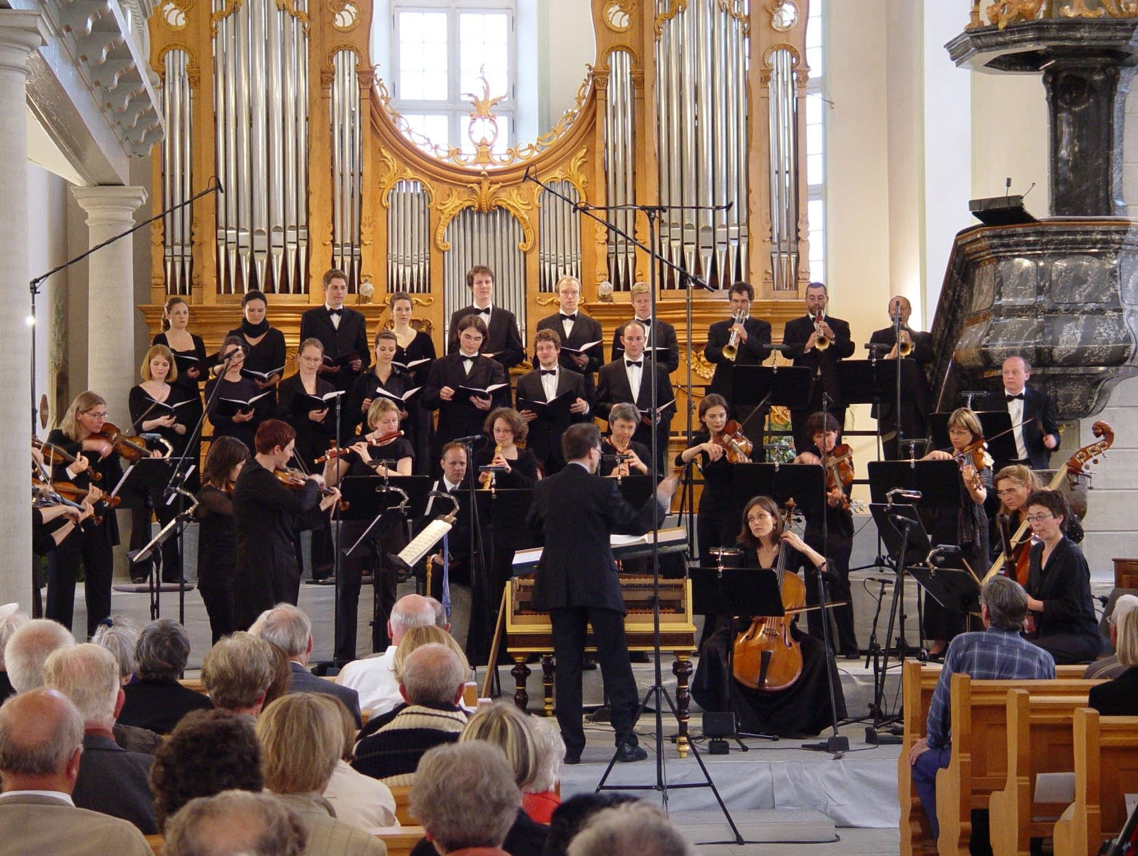 Choir and Orchestra of the J.S. Bach Foundation