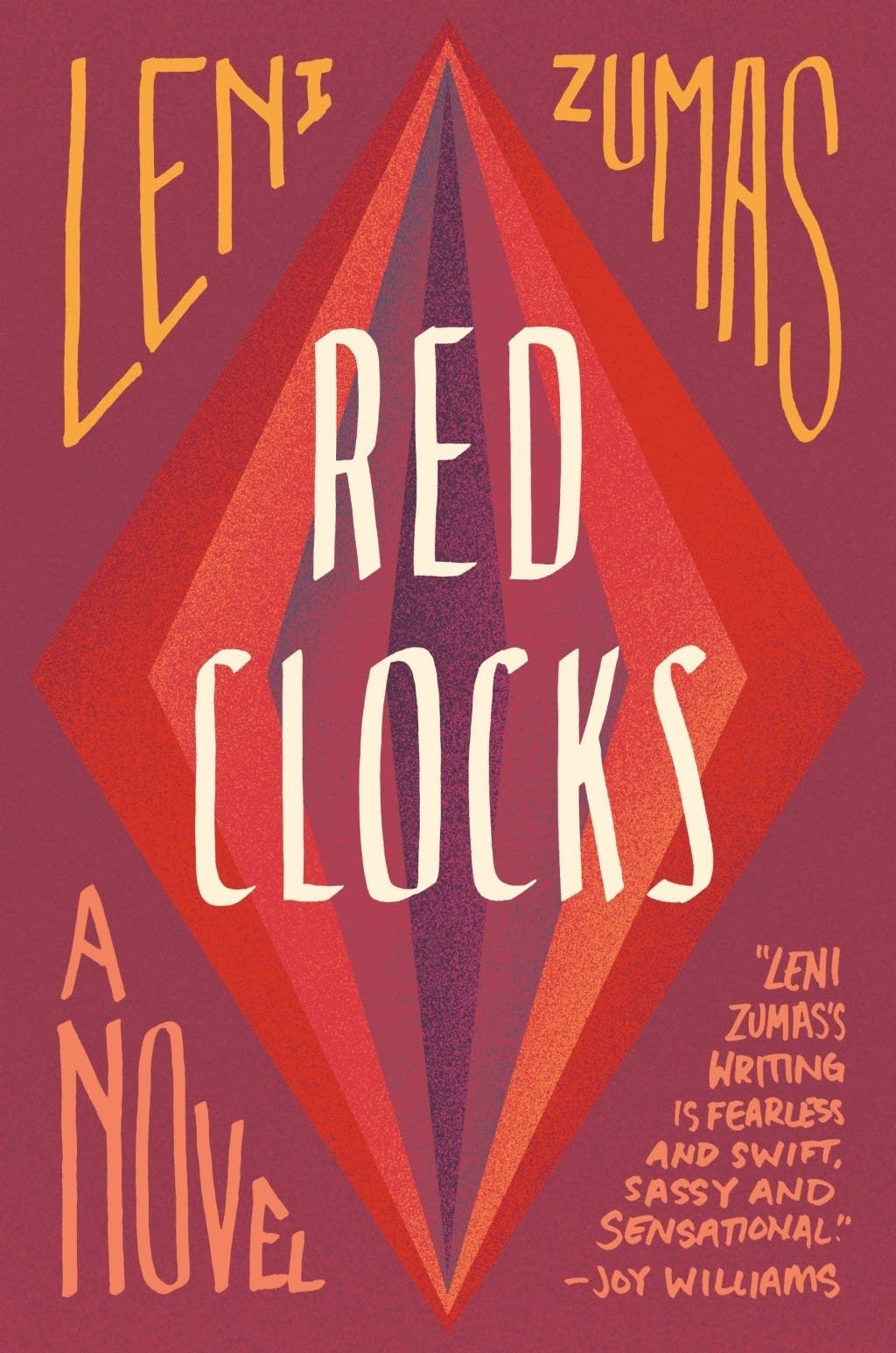 """Red Clocks"" by Leni Zumas"
