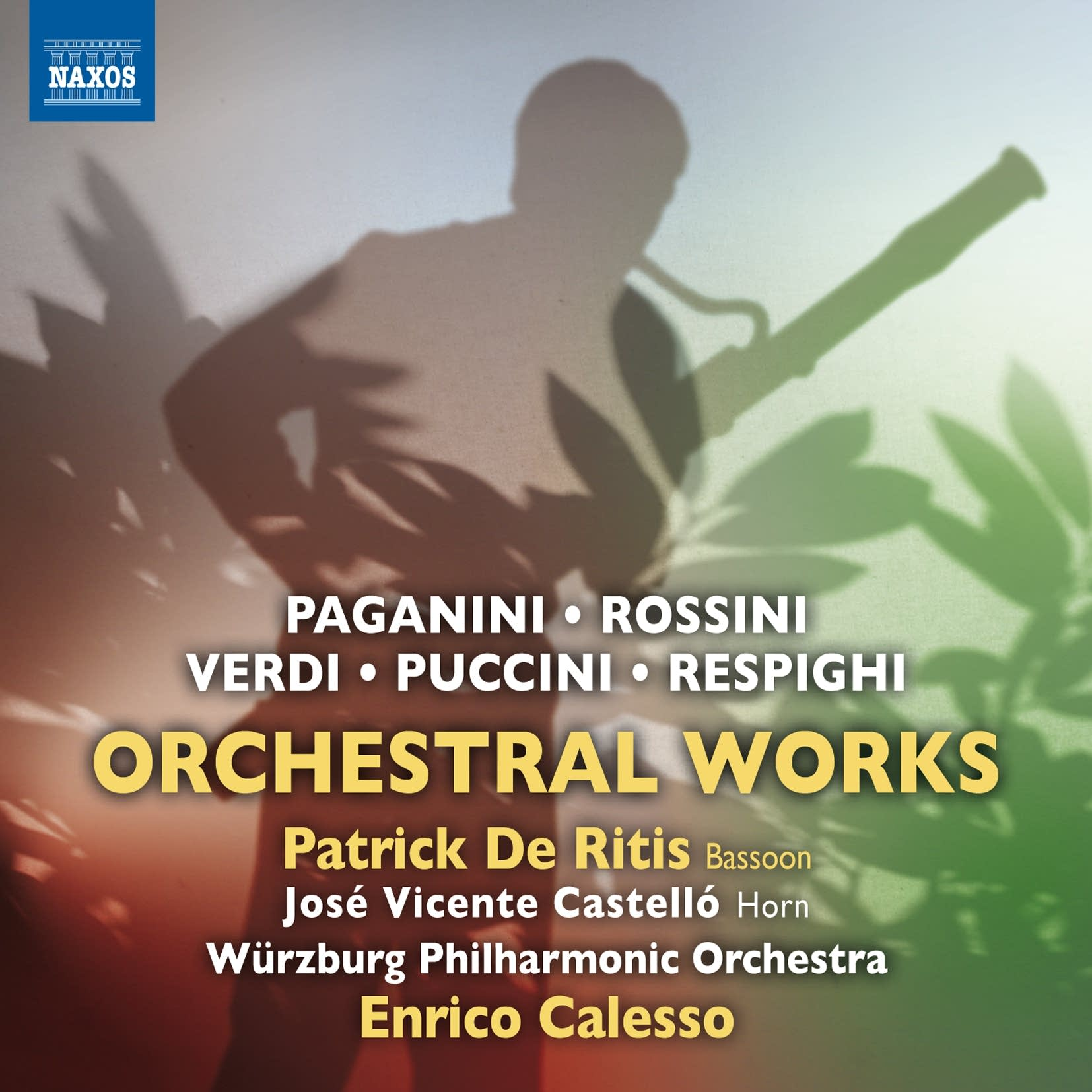 Ottorino Respighi - Fantastic Toy Shop: Galop Naxos 8.573382
