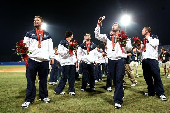 Olympics Day 15 - Baseball
