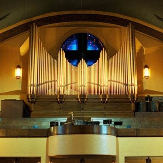 1997 Schoenstein/1st Plymouth Congregational Church, Lincoln, NE.