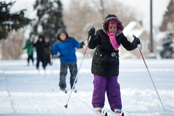 Minne-Loppet lessons