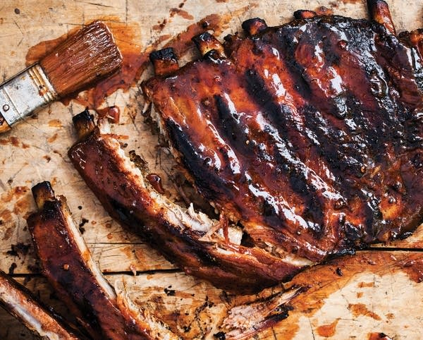 Best Ever Barbecued Ribs