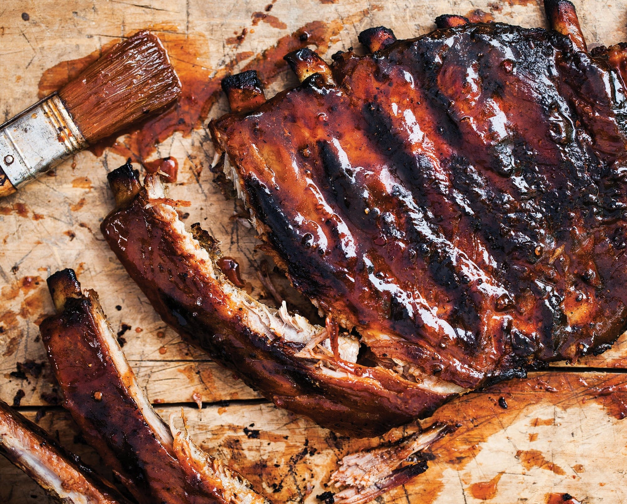 Best Ever Barbecued Ribs The Splendid Table