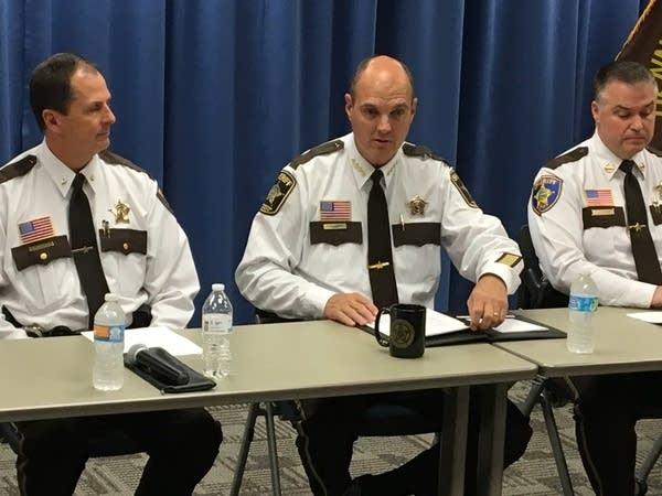 Metro county sheriffs