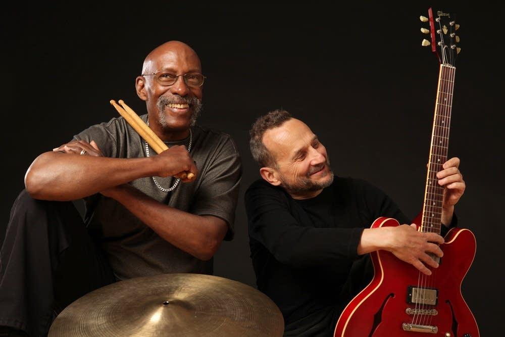 Dean Magraw and Eric Kamau Gravatt