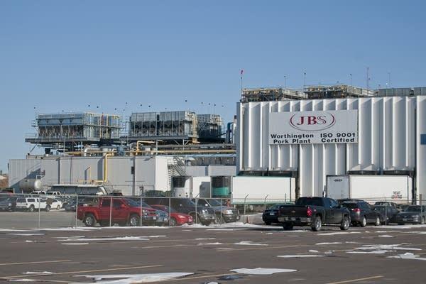 The JBS Pork Plant
