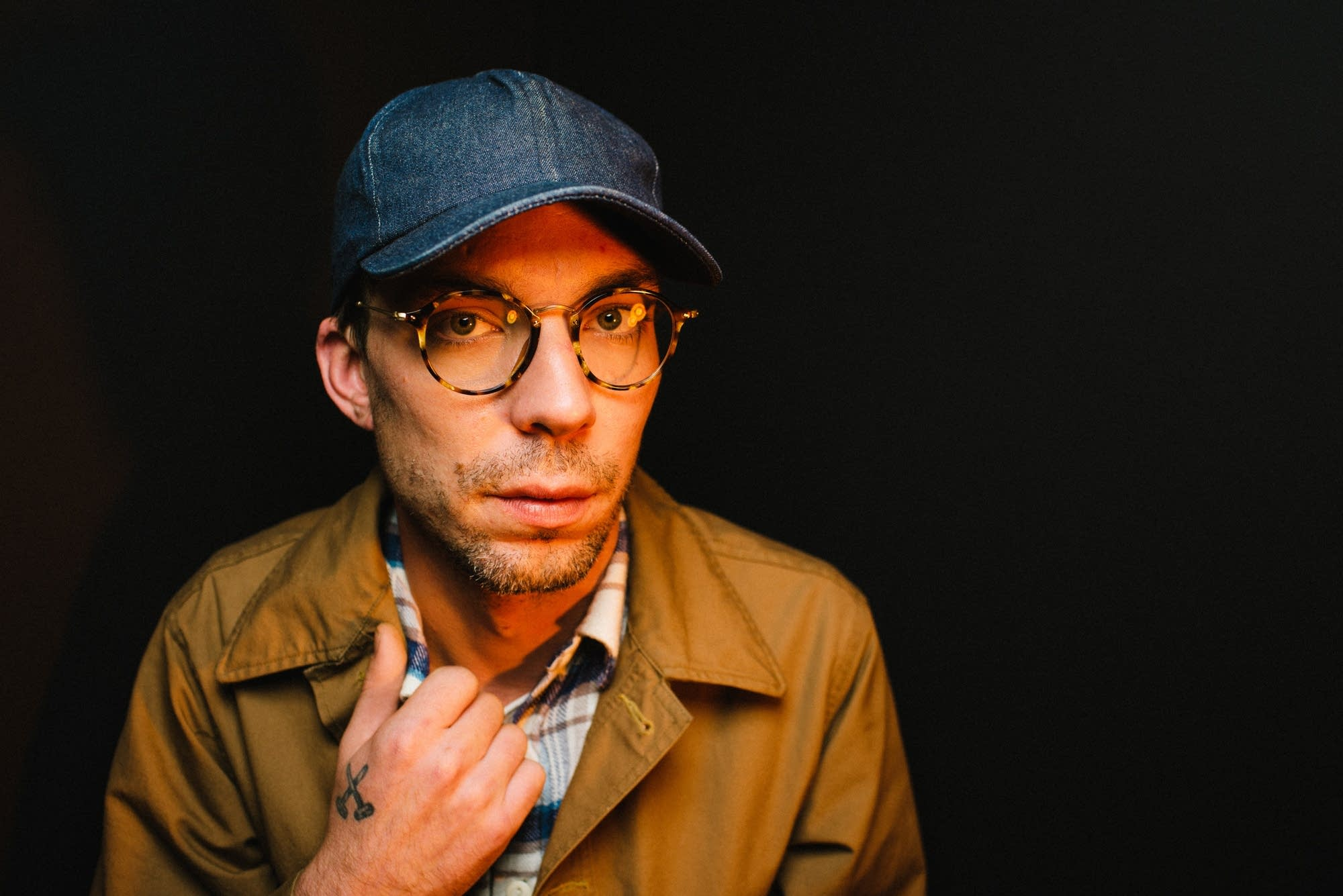 Justin Townes Earle at The Current