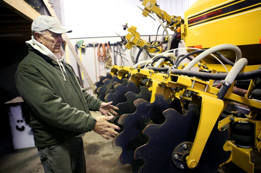 Conservation tillage