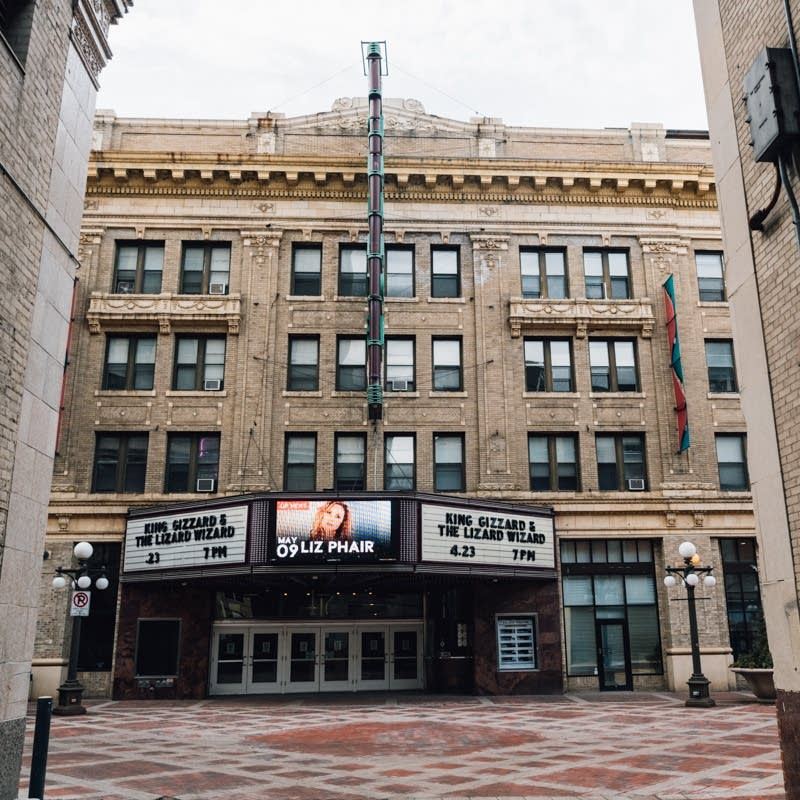 The Palace Theatre in St. Paul, Minn.