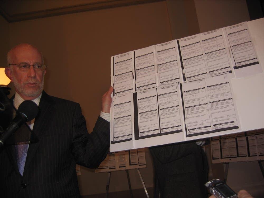 Attorney Ben Ginsberg