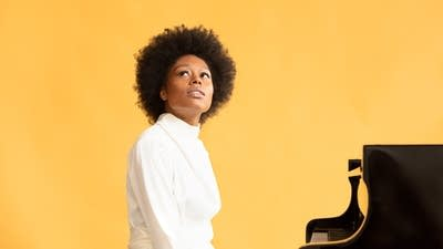 Listen: Isata Kanneh-Mason plays the beloved spiritual 'Deep River'