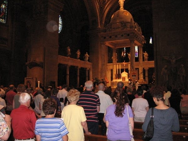 Basilica service