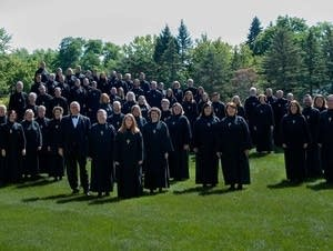 National Lutheran Choir 2015-2016