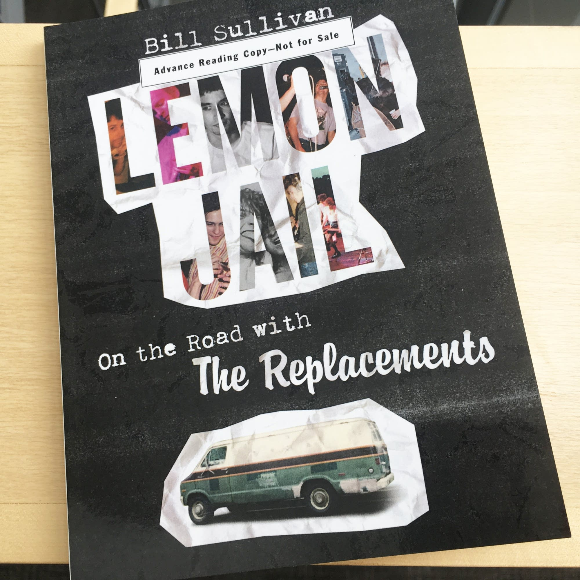 'Lemon Jail: On the Road with the Replacements.'