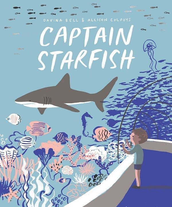 Julie's Library: Captain Starfish