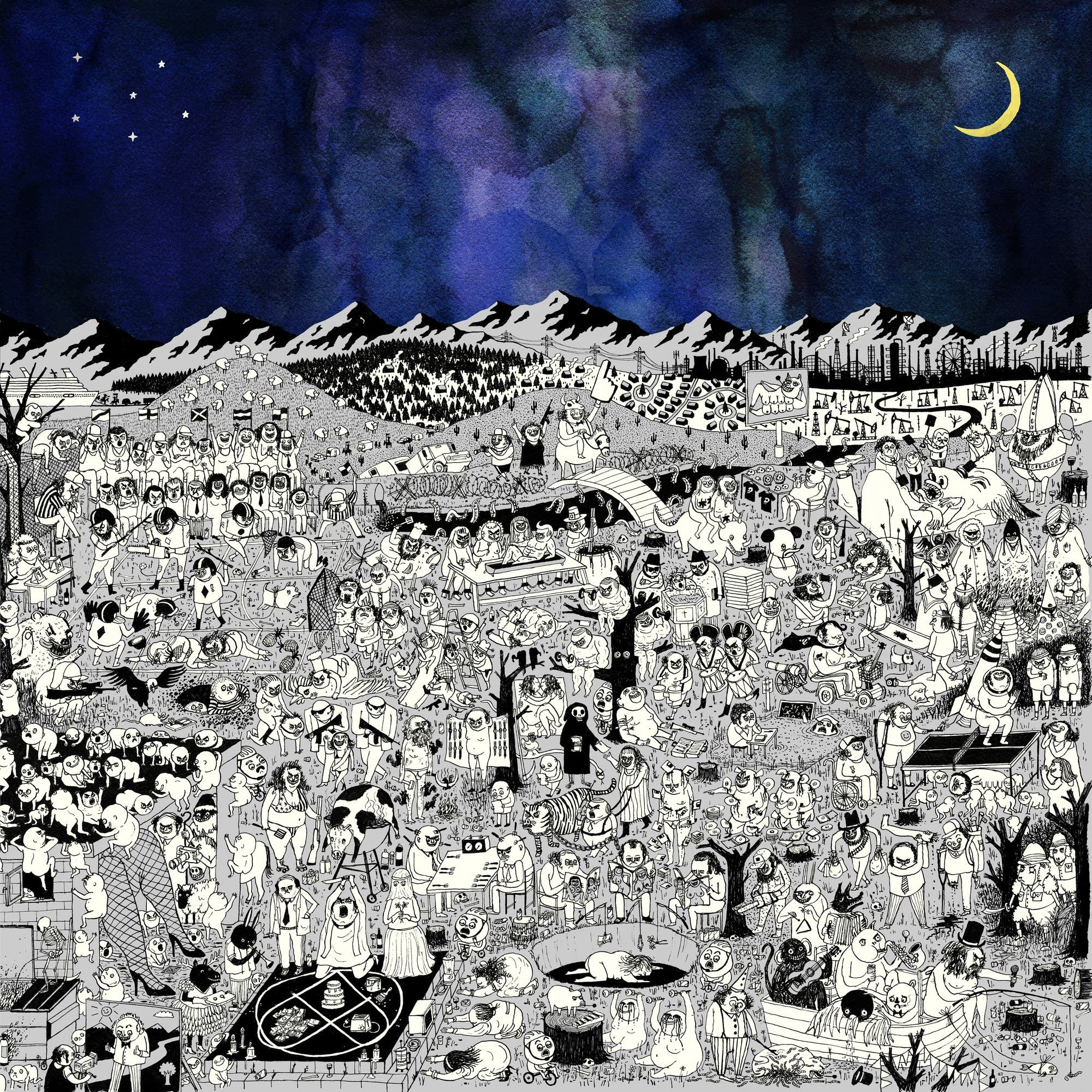 Father John Misty, 'Pure Comedy'