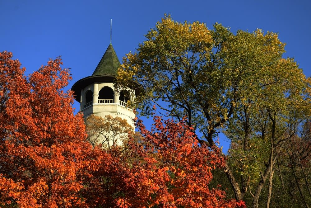 Witch's Hat Water Tower