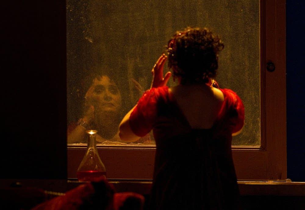 Patricia Racette as Tosca
