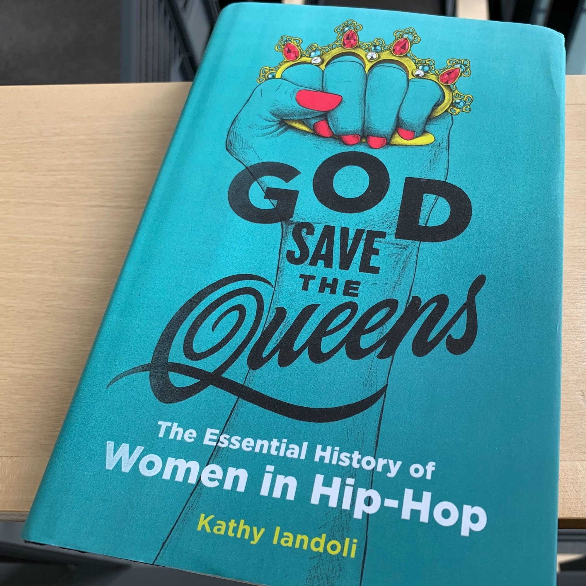 Kathy Iandoli's 'God Save the Queens.'