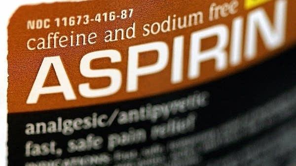 New Study Finds Risks With Plavix-Aspirin Combination