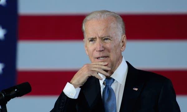 Vice President Joe Biden in St. Paul