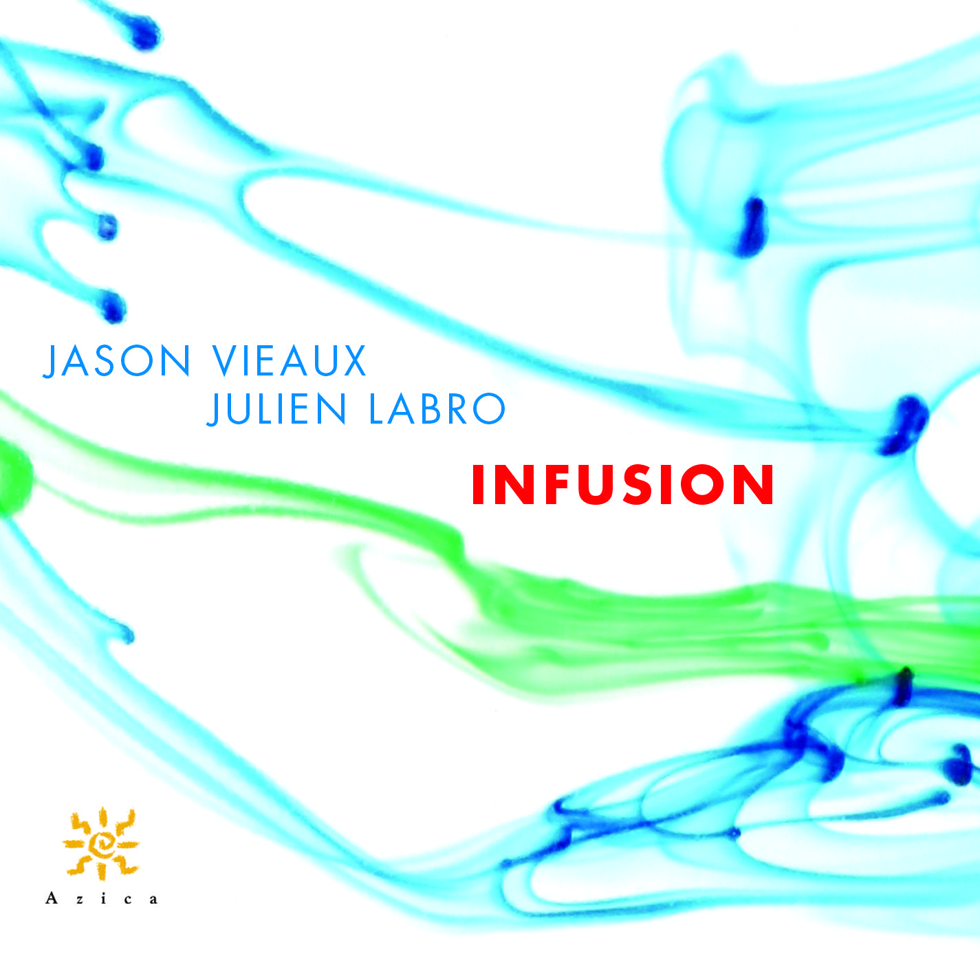 Jason Vieaux and Julien Labro, 'Infusion'