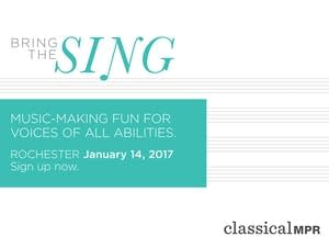 Bring the Sing - Rochester