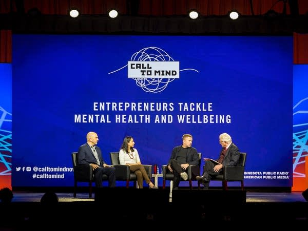 Entrepreneurs tackle mental health and well-being
