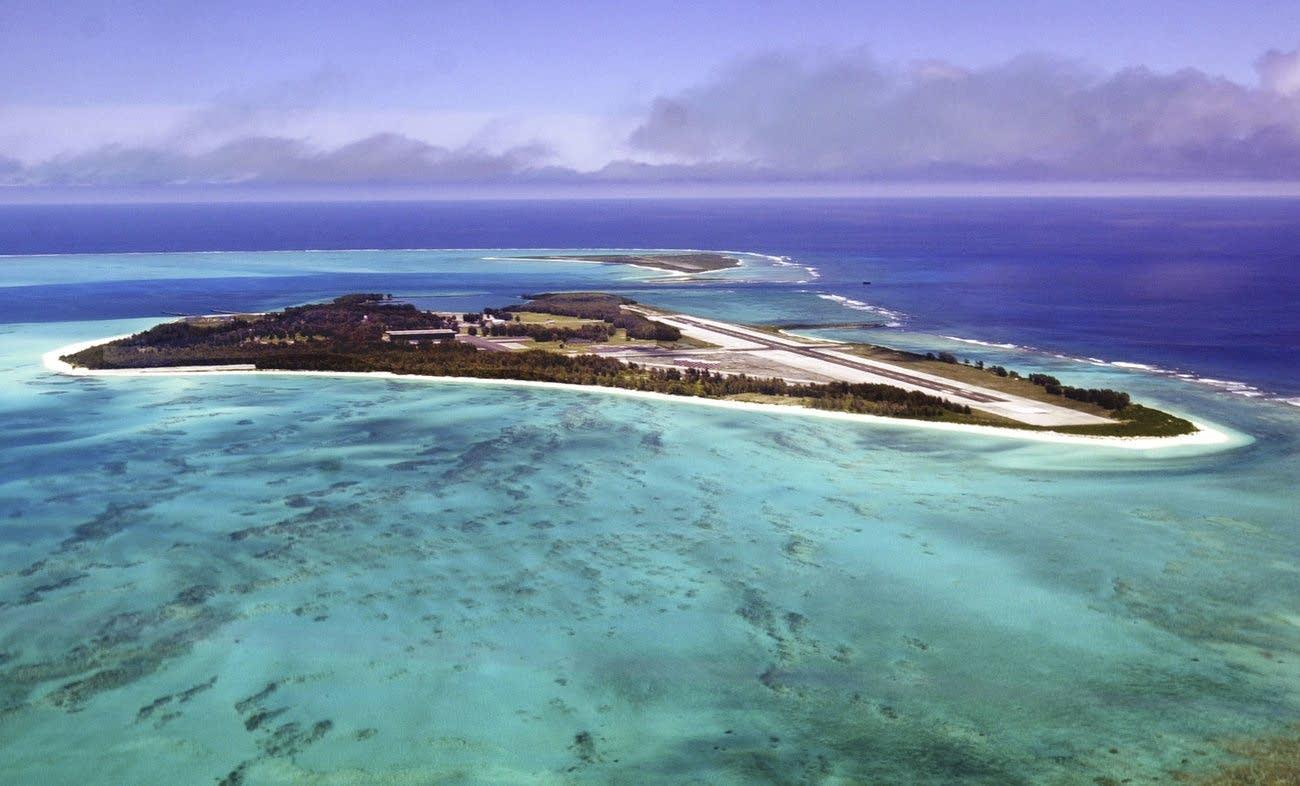 Papahānaumokuākea National Monument.