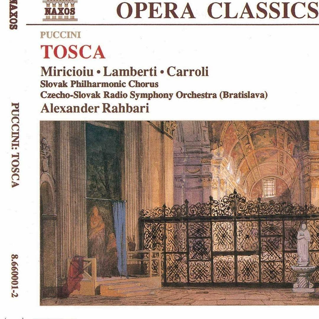 Giacomo Puccini - Tosca: E Lucevan le Stelle