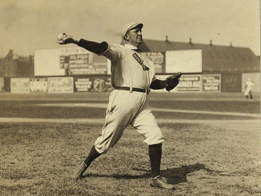 Cy Young in 1908
