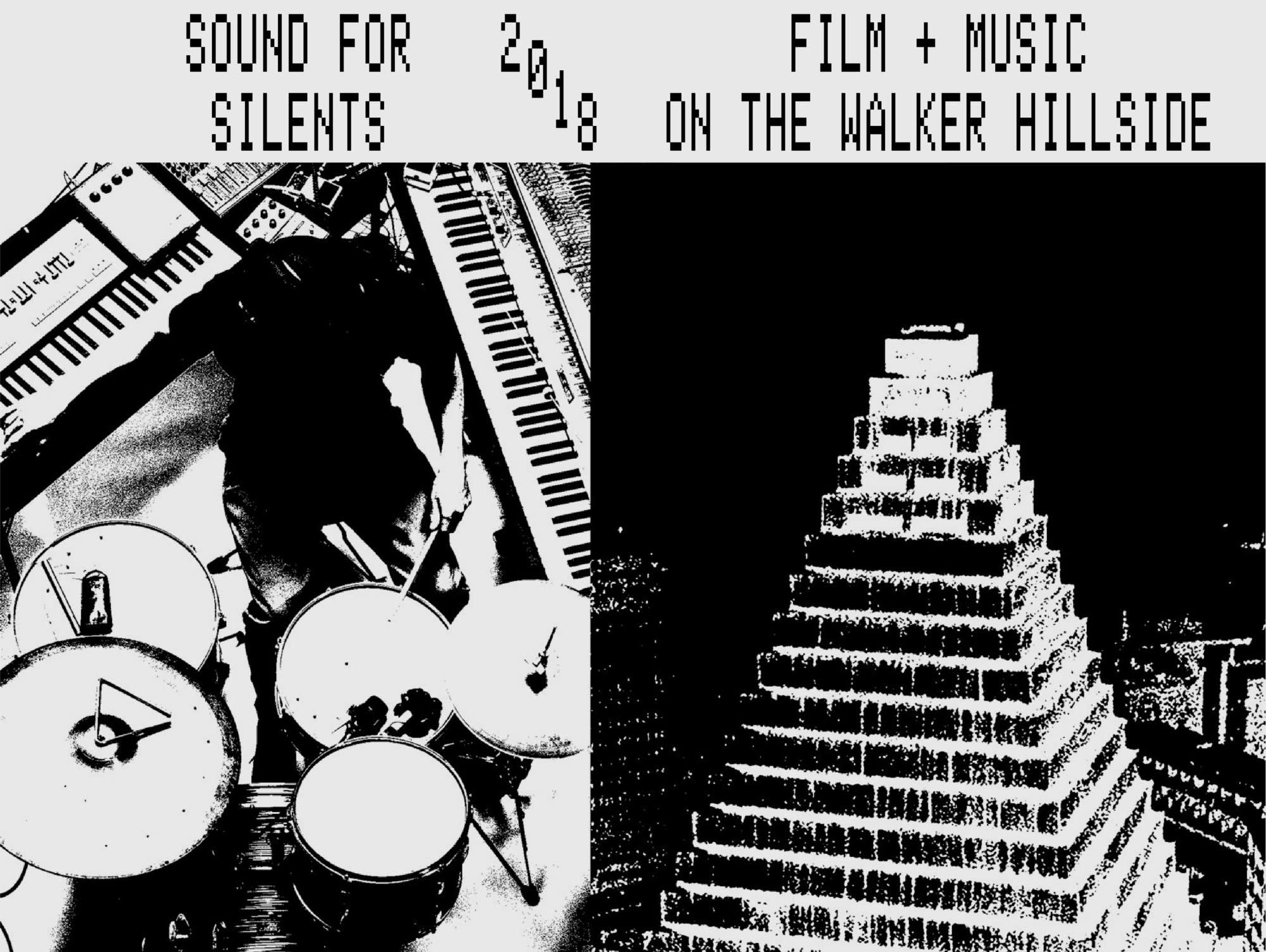Sound for Silents at the Walker Art Center